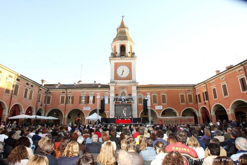 Piazza Garibaldi Festival Filosofia