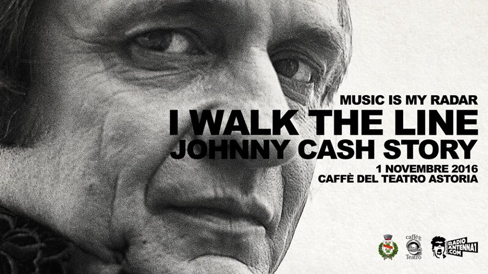 """I walk the line"", a Fiorano si parla di Johnny Cash"